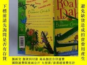 二手書博民逛書店Roald罕見Dahl:The Enormous Crocodile:羅爾德達爾:巨大的鱷魚Y200392
