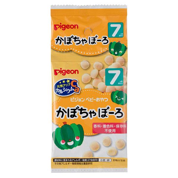【愛吾兒】 貝親 pigeon 南瓜球-60g(15gX4袋)( P13375)