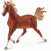 《 COLLECTA 》大阿拉伯馬 ( 板栗色 )╭★ JOYBUS玩具百貨