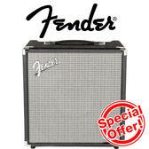 【敦煌樂器】FENDER RUMBLE 25 V3 電貝斯音箱
