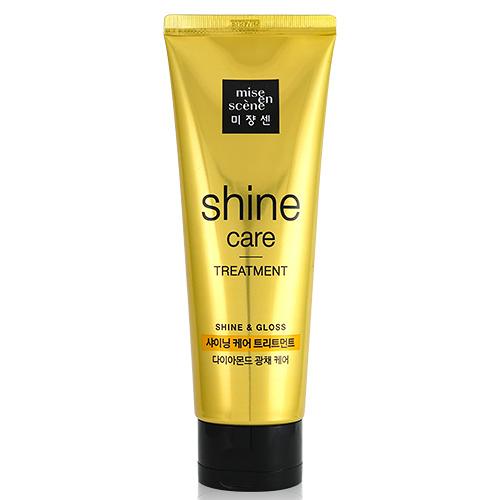 韓國 Mise en scene 鑽石閃亮全效修護髮膜 180ml【BG Shop】