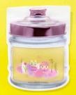 【震撼精品百貨】Little Twin Stars KiKi&LaLa_雙子星小天使~三麗鷗雙子星罐子造型夾鏈袋(4入)-綠#19357