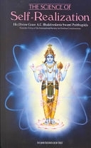 二手書博民逛書店 《The Science of Self-Realization》 R2Y ISBN:0892132868│The Bhaktivedanta Book Trust