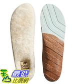 [美國直購] Honey Soles 羊毛暖暖鞋墊 (SIZE D, Men s 7.5 - 9 USA) Bear Natural Sheepskin Insoles