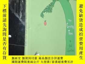 二手書博民逛書店THE罕見GIVING TREE . .Y12498 (美)謝爾