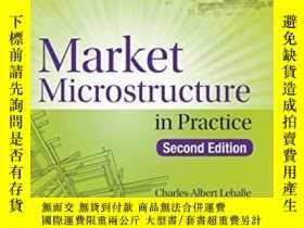 二手書博民逛書店Market罕見Microstructure In Practice Second EditionY25626