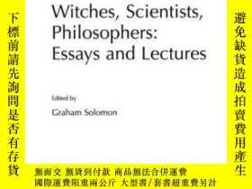 二手書博民逛書店Witches,罕見Scientists, Philosophers-巫婆、科學家、哲學家Y436638 Ro