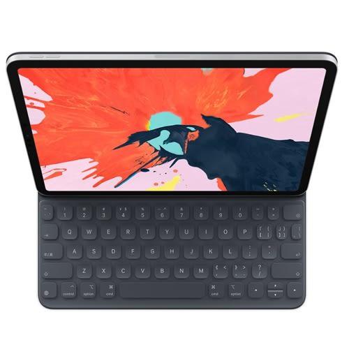 APPLE 原廠 鍵盤式聰穎雙面夾,適用於 11 吋 iPad Pro - 中文 (注音)(MU8G2TA/A)