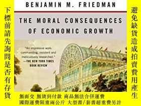 二手書博民逛書店The罕見Moral Consequences Of Economic GrowthY256260 Benja