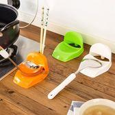 約翰家庭百貨》【AA080】多功能湯勺架 鍋鏟架 烹飪便利勺子筷子架 顏色隨機出貨