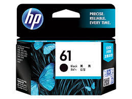 HP CH561WA NO.61原廠黑色墨水匣 適用j110a/J210a/J310a/J410a/J510a/J610a/DJ2540/OJ4630(原廠品)