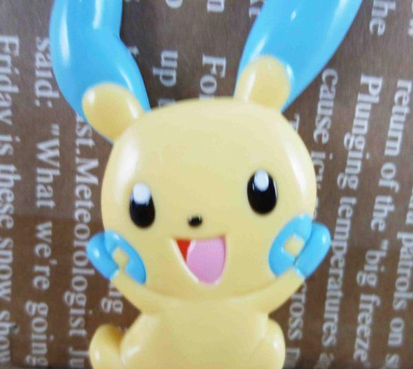 【震撼精品百貨】神奇寶貝_Pokemon~磁鐵-皮丘(米藍)