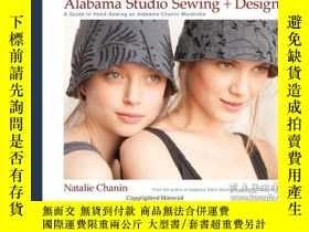二手書博民逛書店Alabama罕見Studio Sewing + Design: