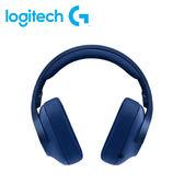 【logitech 羅技】G433 有線遊戲耳麥 真實藍 【贈USB風扇】
