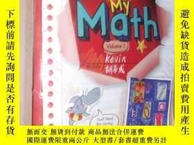 二手書博民逛書店罕見-Hill My Math Volume 1 內頁乾淨Y14