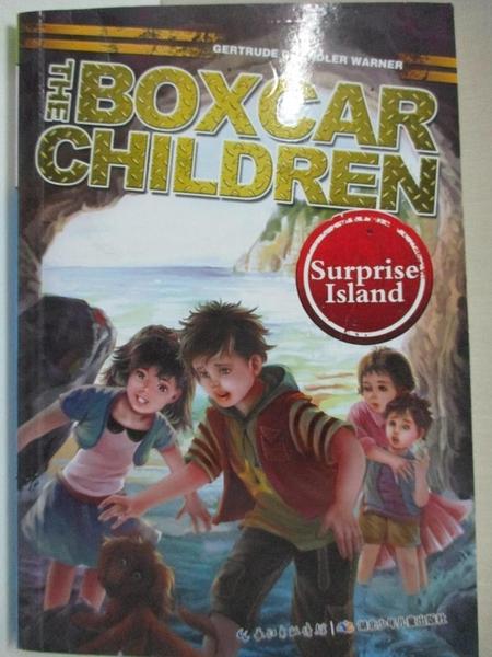 【書寶二手書T1/原文小說_A64】The Boxcar Children:Surprise Island_[ me i ] Q Ian dele hu Ana