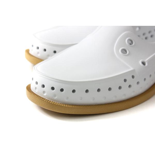 native HOWARD 船型鞋 懶人鞋 白色 男女鞋 11101100-1955 no912