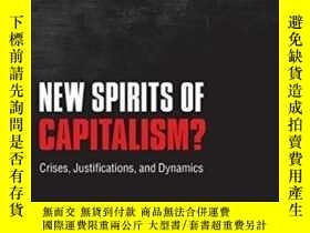 二手書博民逛書店New罕見Spirits Of Capitalism?: Cri