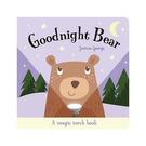 A Magic Torch Book:Goodnight Bear 小熊說晚安趣味膠片書