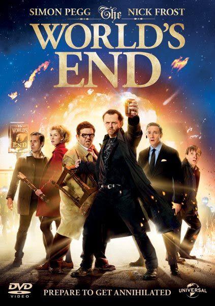 世芥末日 The World's End  DVD