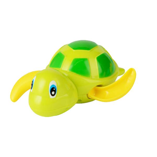 兒童洗澡玩具 浴室洗澡小烏龜發條玩具-JoyBaby