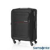 Samsonite 新秀麗 POPULITE (促銷價7折) 超輕量可擴充布面 行李箱/旅行箱-20吋 黑色