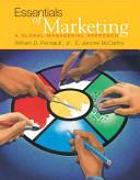 二手書博民逛書店《Essentials of Marketing: A Glob