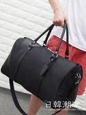 旅行包  手提旅行包男士大容量短途行李包輕便防水出差旅游包女單肩健身包