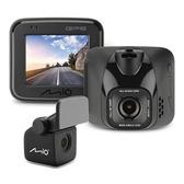 Mio MiVue™C570D星光級夜拍GPS雙鏡行車記錄器