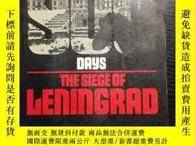二手書博民逛書店THE罕見900 DAYS: The Siege Of Leni