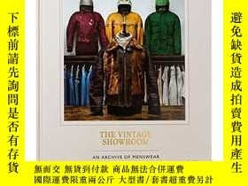 二手書博民逛書店The罕見Vintage Showroom: An Archive of MensY237948 Dougla