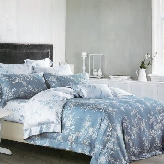 【名流寢飾家居館】羅曼蒂克.60支天絲.標準雙人床罩組全套