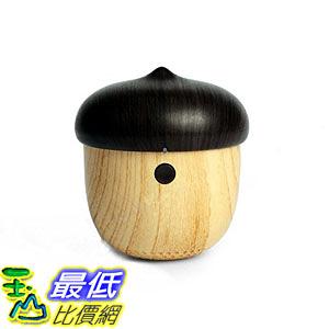 [106美國直購]  音響 Portable Mini BS-00001 Nut Speakers Compatible with various