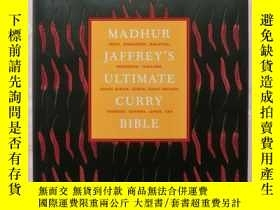 二手書博民逛書店Madhur罕見Jaffrey s Ultimate Curry