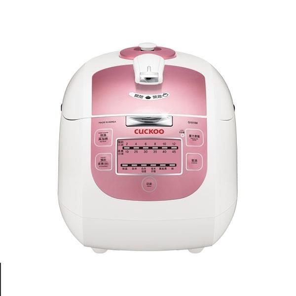 【南紡購物中心】Cuckoo福庫 1.8真高氣壓智慧型電子鍋 CRP-G1015M