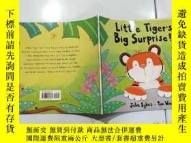 二手書博民逛書店little罕見tiger s big surprise:小老虎的大驚喜Y200392