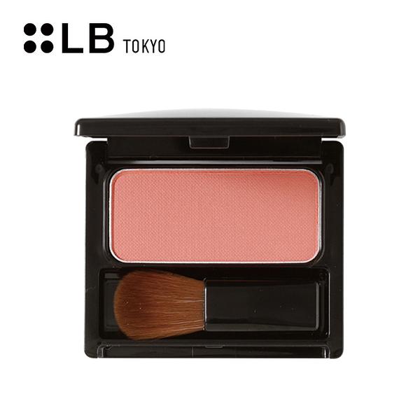 LB 光感柔滑腮紅 時尚暖橘