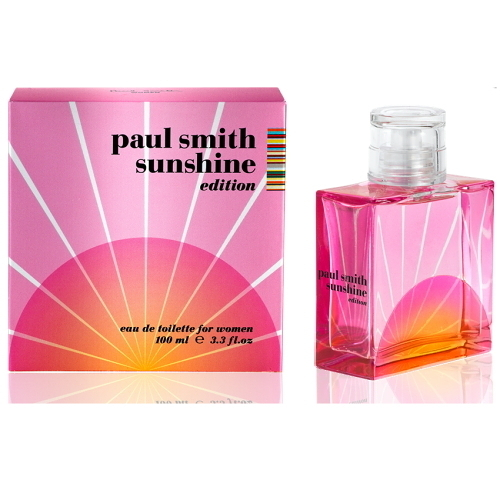 Paul Smith Sunshine 2012 曙光限量版女性淡香水 100ml