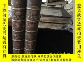 二手書博民逛書店19世紀英文原版《The罕見Races of Mankind》2