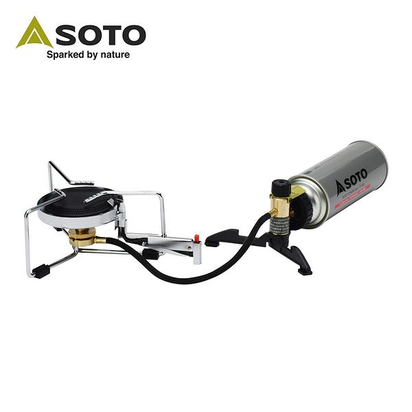 SOTO 平穩型輕便休閒爐 ST-301