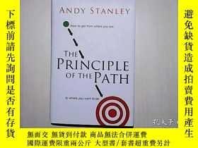 二手書博民逛書店THE罕見PRINCIPLE OF THE PATH 路徑原則Y6332 看圖 看圖 出版2008