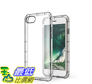 [106美國直購] iPhone 7 Case Anker ToughShell AirShock Protective Clear Case for iPhone 7-Clear 手機殼