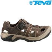 [TEVA] (男) Omnium 護趾涼鞋 土耳其咖啡 (TV6148TKCF)