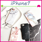 Apple iPhone7 4.7吋 Plus 5.5吋 石頭紋背蓋 TPU手機套 軟殼保護套 全包邊手機殼 黑白保護殼 情侶款
