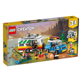 樂高積木Lego 31108 家庭假期露營車