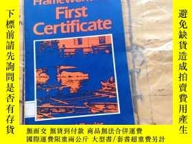 二手書博民逛書店Framework罕見for First Certificate