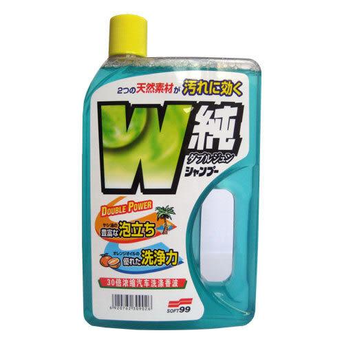 SOFT99 純濃縮型洗車精(不含海綿)