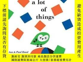 二手書博民逛書店I罕見Know A Lot Of ThingsY256260 Ann Rand Chronicle Books