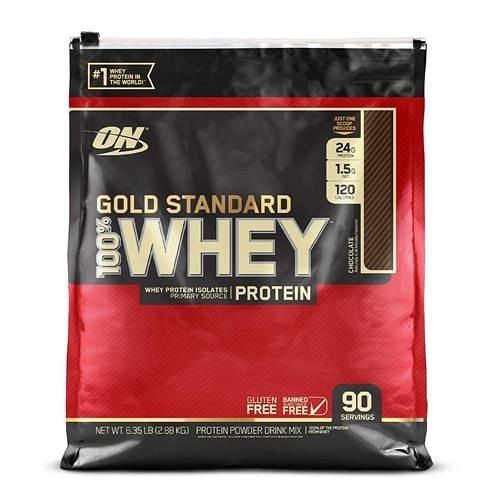 Optimum Nutrition 黃金標準乳清蛋白粉 - 巧克力 2.88 公斤