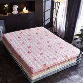 床墊1.8m床雙人加厚折疊1.5米榻榻米海綿褥墊單人學生宿舍1.2床褥床護墊 潮流衣舍